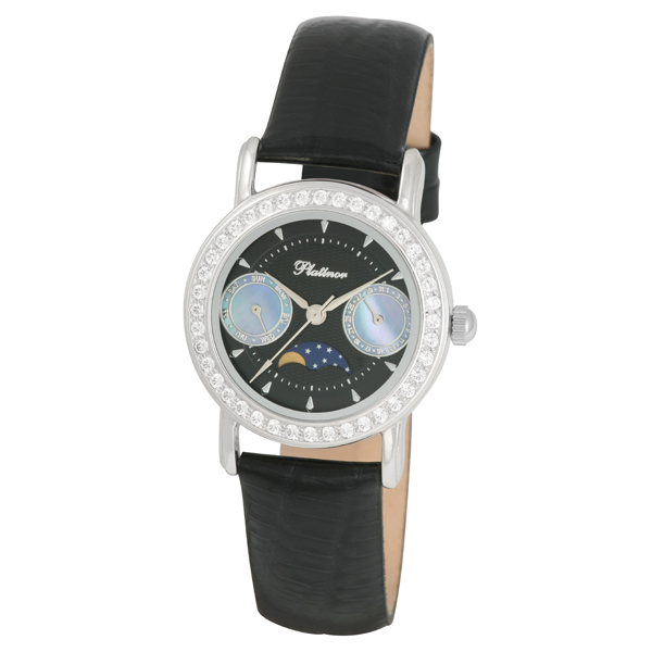 Женские серебряные часы «Жанет» Арт.: 97706.501