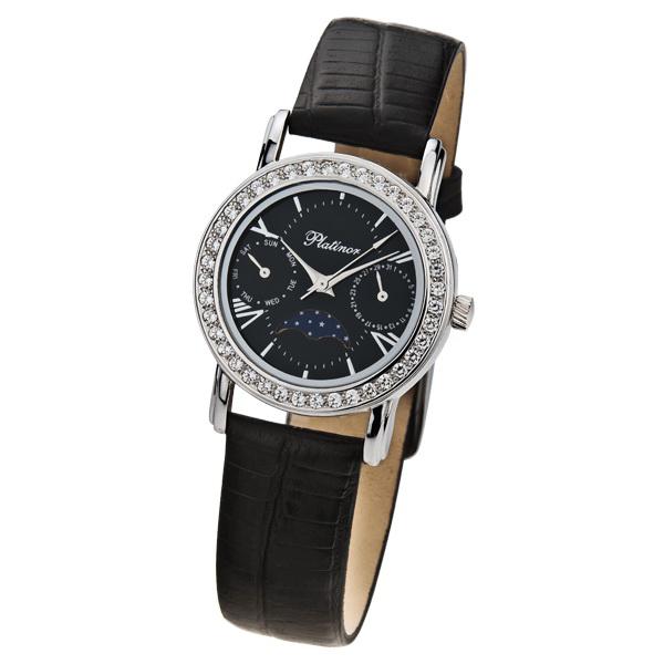 Женские серебряные часы «Жанет» Арт.: 97706.516