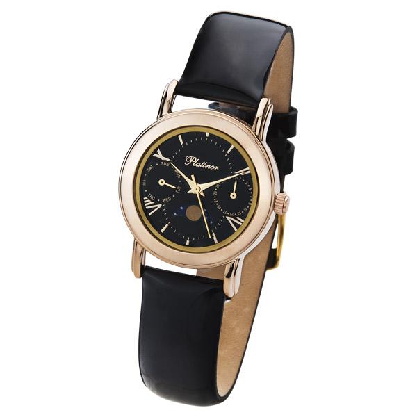 Женские золотые часы «Жанет» Арт.: 97750.516