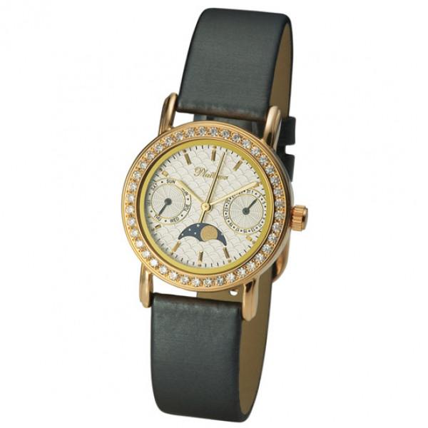 Женские золотые часы «Жанет» Арт.: 97756.104