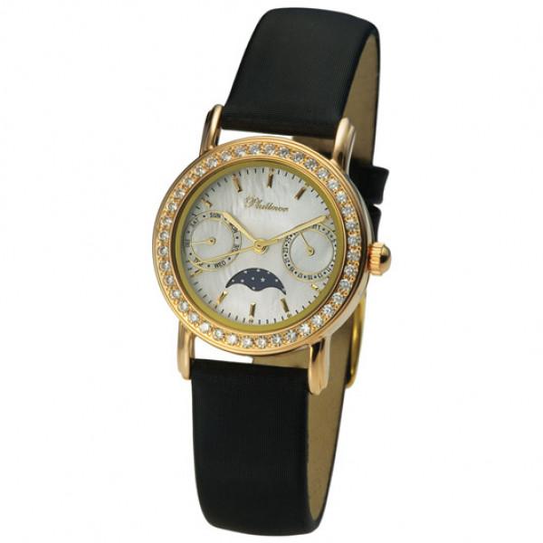 Женские золотые часы «Жанет» Арт.: 97756.303