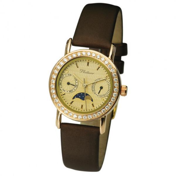 Женские золотые часы «Жанет» Арт.: 97756.404