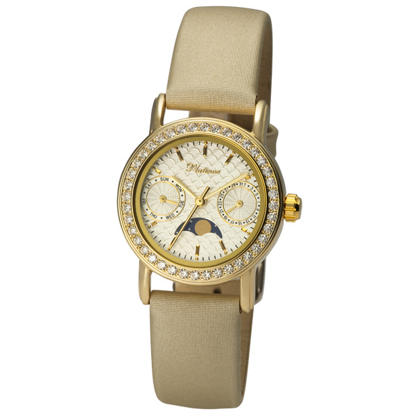 Женские золотые часы «Жанет» Арт.: 97766.104