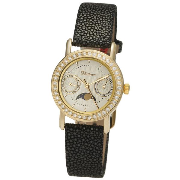 Женские золотые часы «Жанет» Арт.: 97766.202