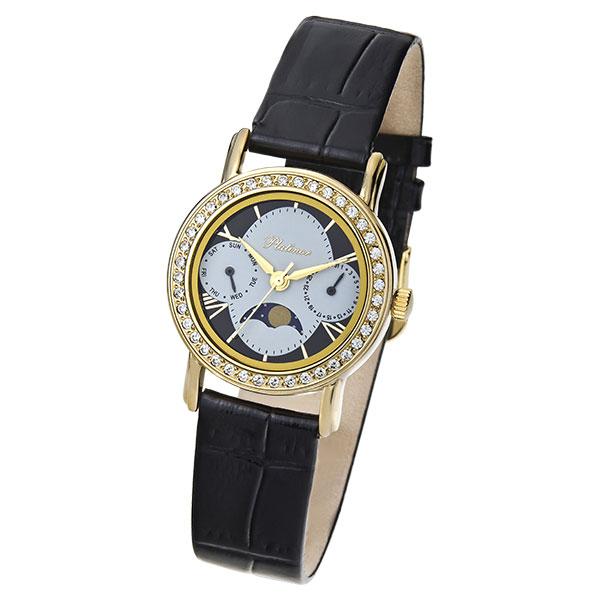 Женские золотые часы «Жанет» Арт.: 97766.528