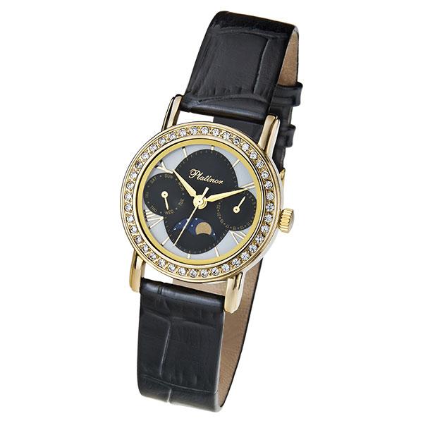 Женские золотые часы «Жанет» Арт.: 97766.828