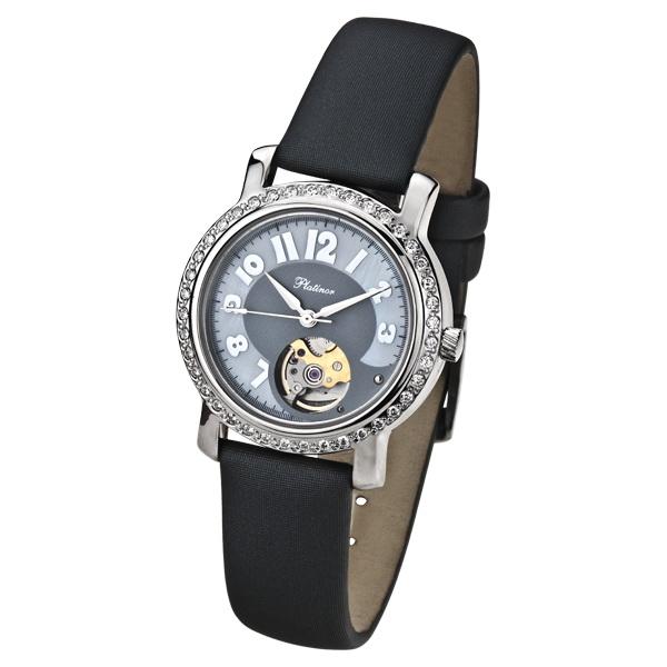 Женские серебряные часы «Оливия» Арт.: 97906.814
