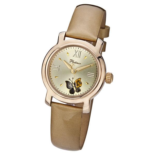 Женские золотые часы «Оливия» Арт.: 97950.435