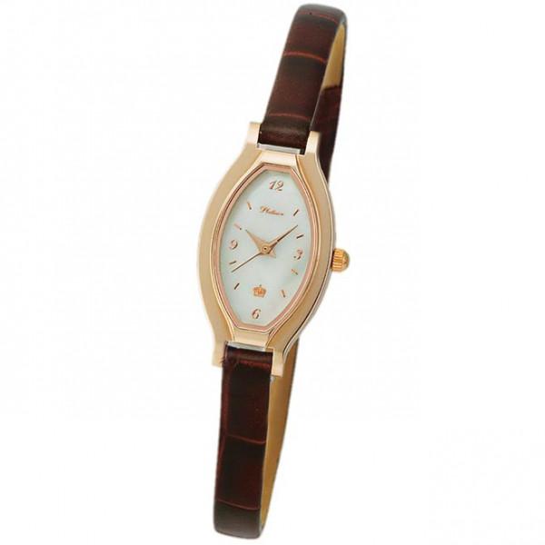 Женские золотые часы «Лаура» Арт.: 98050.306