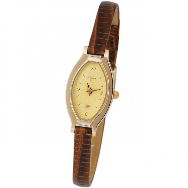 Женские золотые часы «Лаура» Арт.: 98050.412