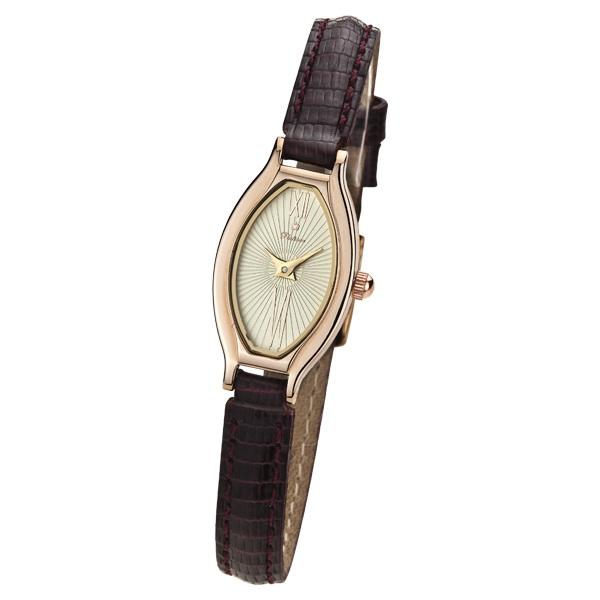 Женские золотые часы «Лаура» Арт.: 98050.434