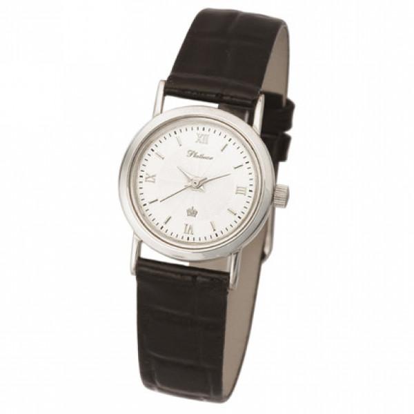 Женские серебряные часы «Ритм» Арт.: 98100.122