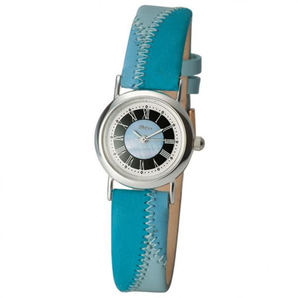 Женские серебряные часы «Ритм» Арт.: 98100.517