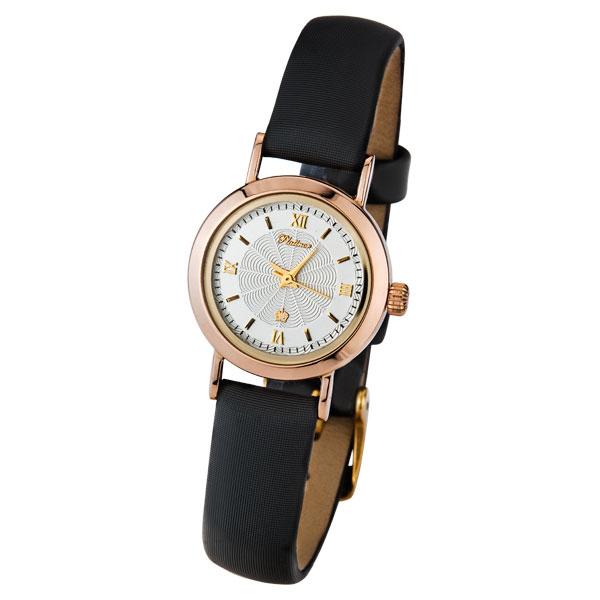 Женские золотые часы «Ритм» Арт.: 98150-2.222