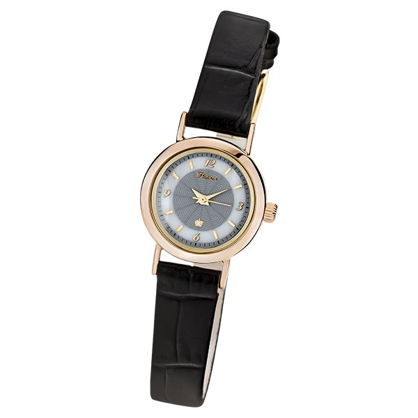 Женские золотые часы «Ритм» Арт.: 98150-2.241