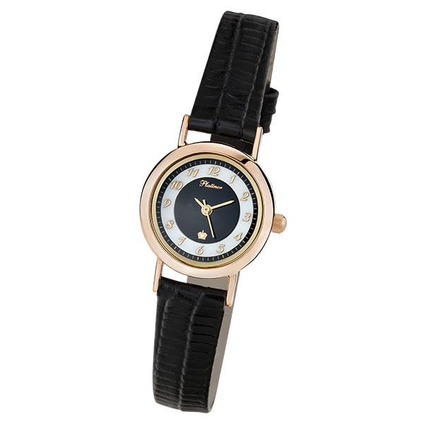 Женские золотые часы «Ритм» Арт.: 98150-2.509