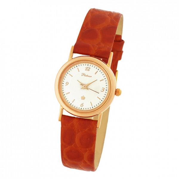 Женские золотые часы «Ритм» Арт.: 98150.112