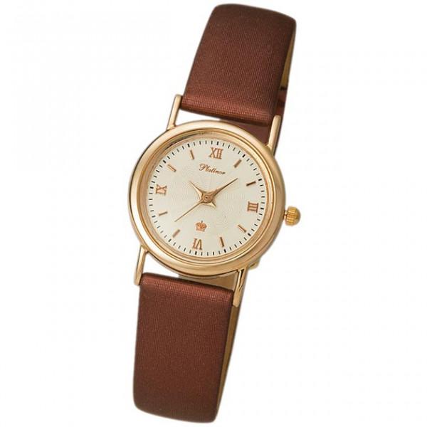 Женские золотые часы «Ритм» Арт.: 98150.122