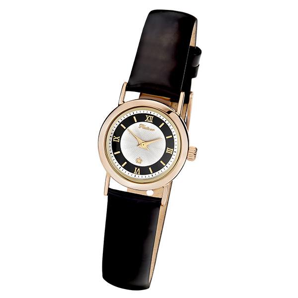 Женские золотые часы «Ритм» Арт.: 98150.235