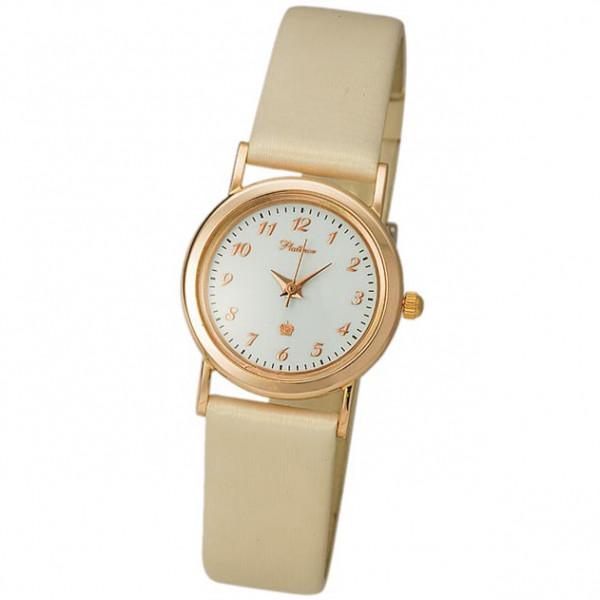 Женские золотые часы «Ритм» Арт.: 98150.305