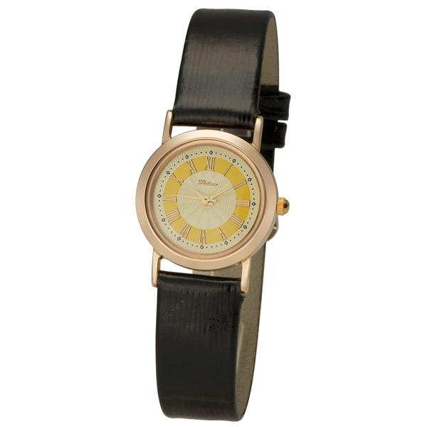 Женские золотые часы «Ритм» Арт.: 98150.420