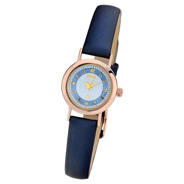 Женские золотые часы «Ритм» Арт.: 98150.632