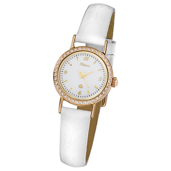 Женские золотые часы «Ритм» Арт.: 98136-2.106