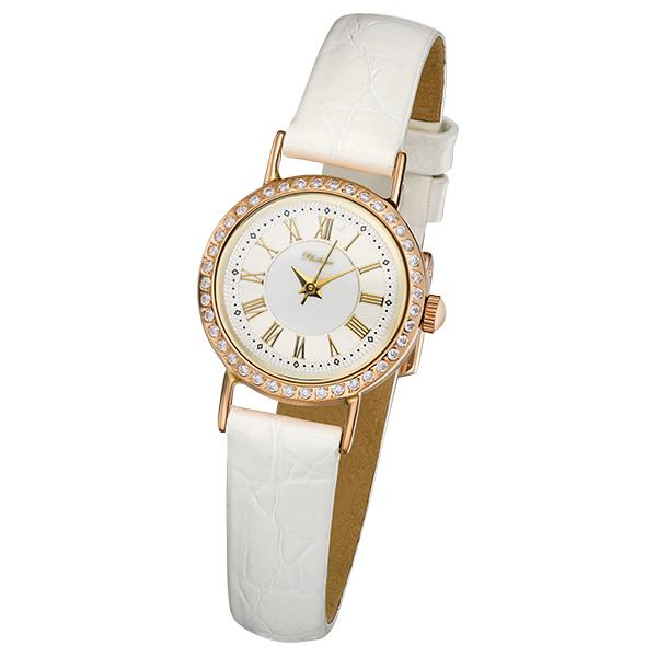 Женские золотые часы «Ритм» Арт.: 98136-2.123