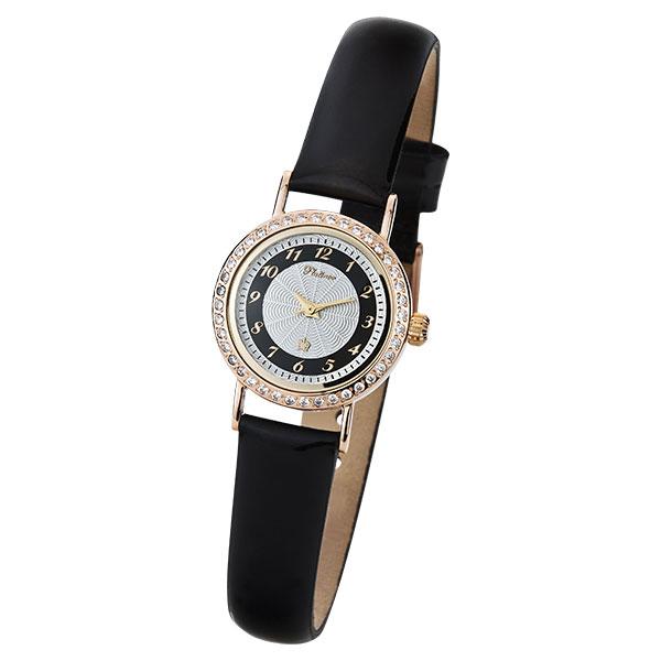 Женские золотые часы «Ритм» Арт.: 98156-2.208