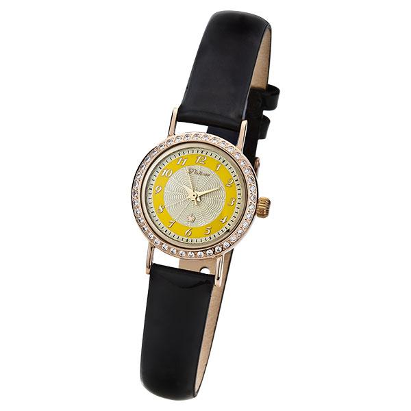 Женские золотые часы «Ритм» Арт.: 98156-2.410