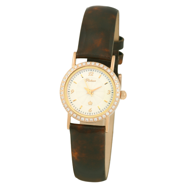 Женские золотые часы «Ритм» Арт.: 98156.112