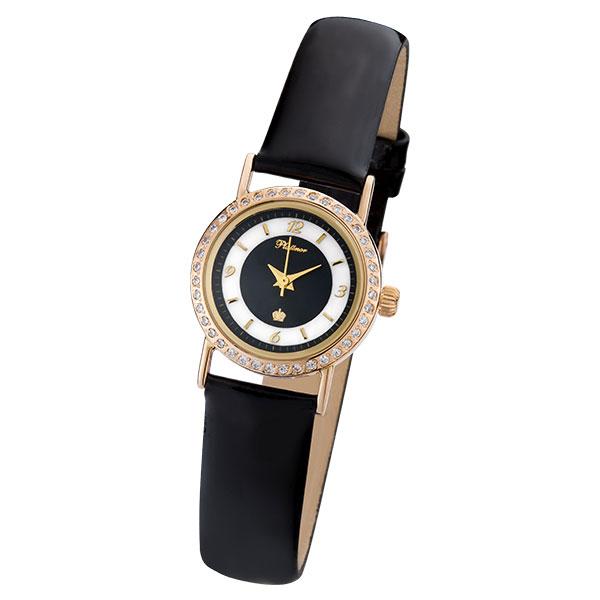 Женские золотые часы «Ритм» Арт.: 98156.124