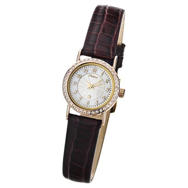 Женские золотые часы «Ритм» Арт.: 98156.210