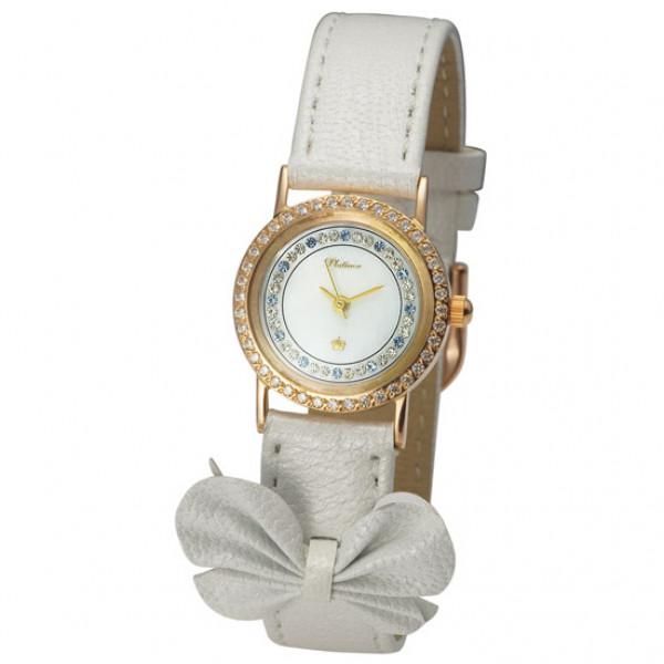 Женские золотые часы «Ритм» Арт.: 98156.326