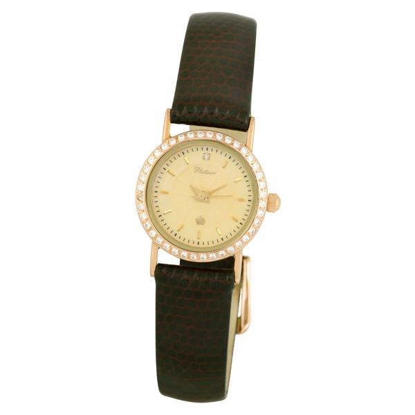 Женские золотые часы «Ритм» Арт.: 98156.404