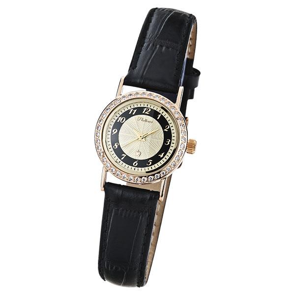 Женские золотые часы «Ритм» Арт.: 98156.408