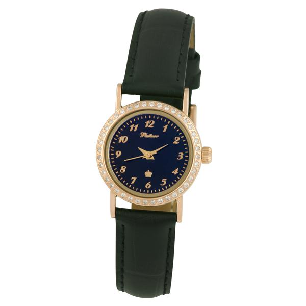 Женские золотые часы «Ритм» Арт.: 98156.505