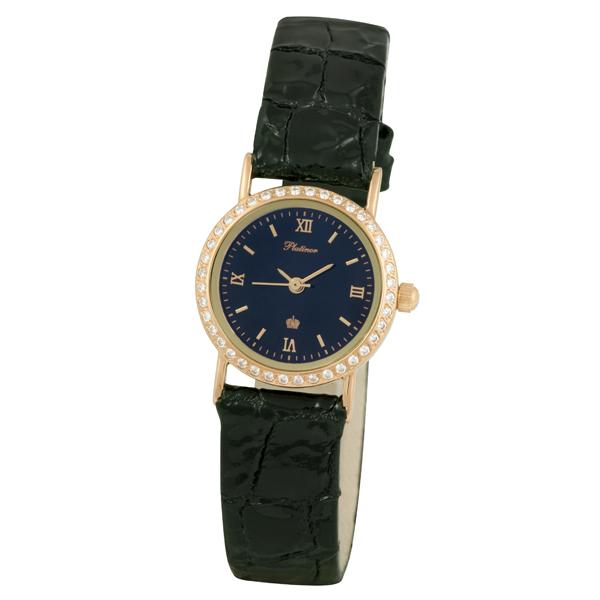 Женские золотые часы «Ритм» Арт.: 98156.516
