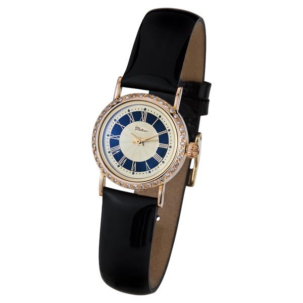 Женские золотые часы «Ритм» Арт.: 98151.418