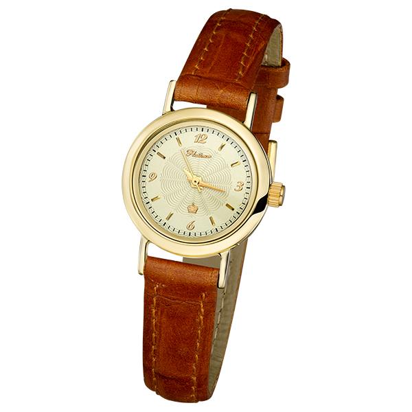 Женские золотые часы «Ритм» Арт.: 981630-2.412