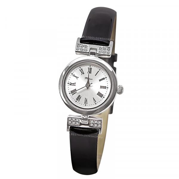 Женские серебряные часы «Ритм 2» Арт.: 98206.220