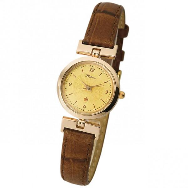 Женские золотые часы «Ритм 2» Арт.: 98230.412