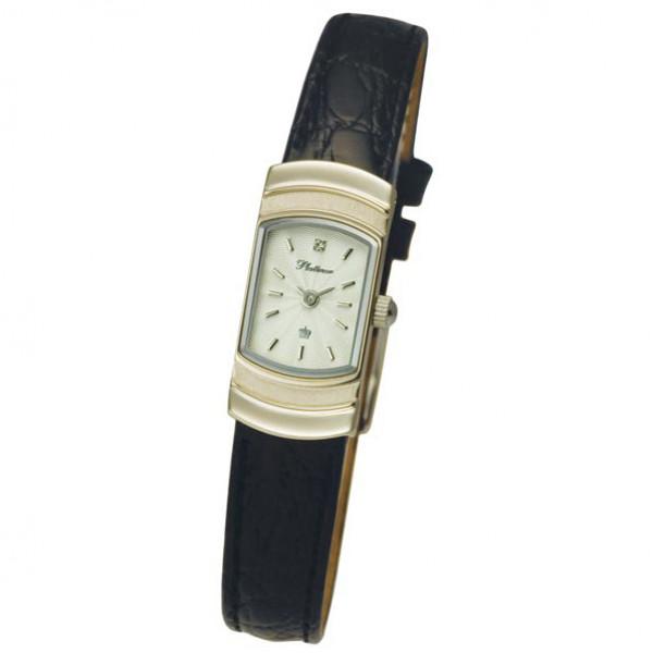 Женские золотые часы «Любава» Арт.: 98340.104