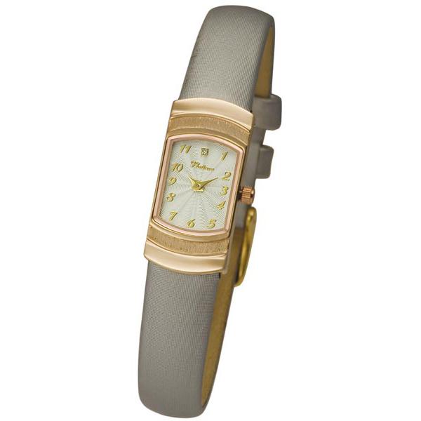 Женские золотые часы «Любава» Арт.: 98350.111