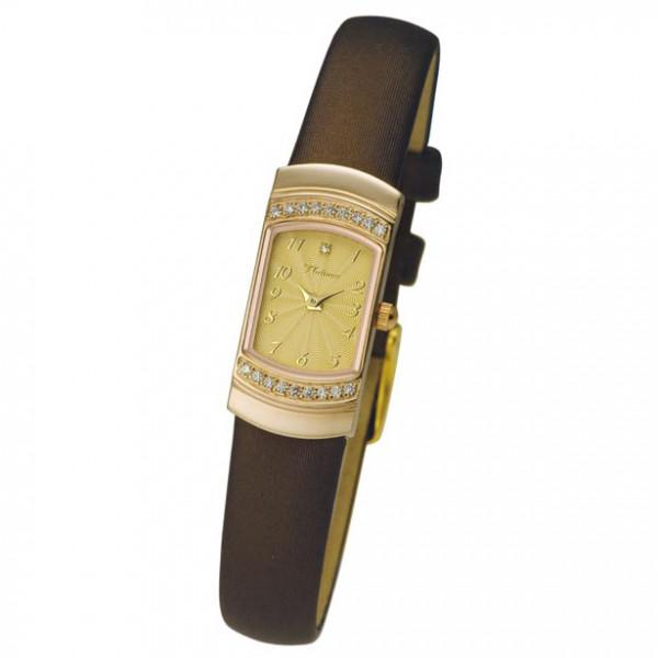 Женские золотые часы «Любава» Арт.: 98351.411