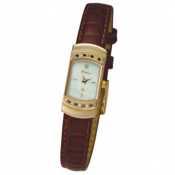 Женские золотые часы «Любава» Арт.: 98355.303
