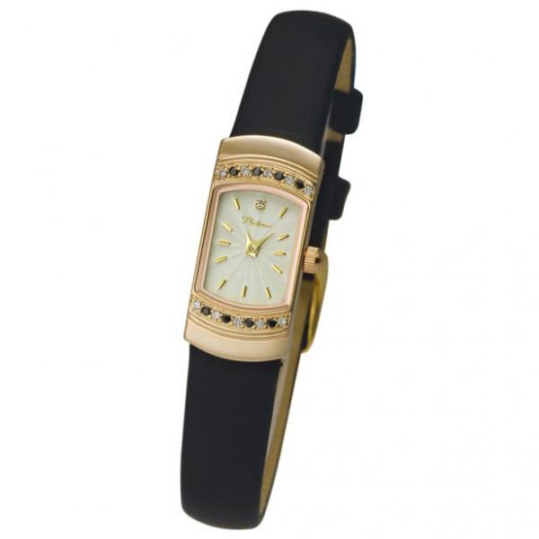 Женские золотые часы «Любава» Арт.: 98356.104