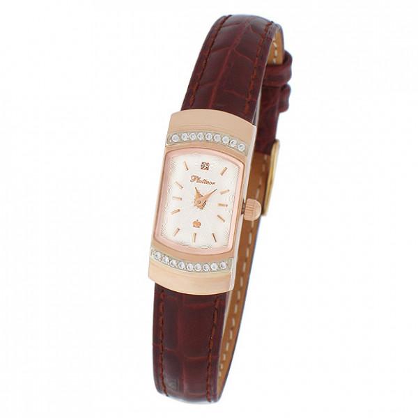 Женские золотые часы «Любава» Арт.: 98356.404