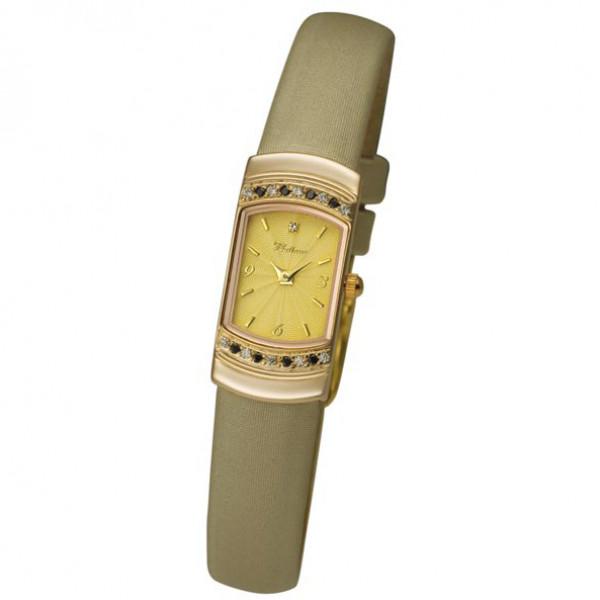Женские золотые часы «Любава» Арт.: 98356.412