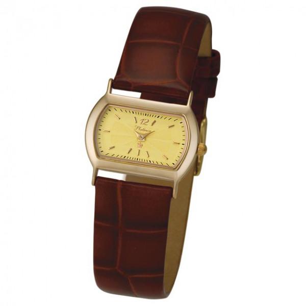 Женские золотые часы «Юнона» Арт.: 98550.412